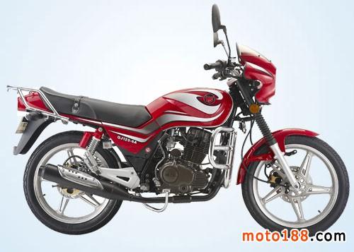 供应全新钱江王中王 qj125 6a w3 摩托车
