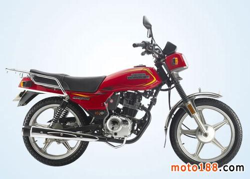 全新原装钱江五羊qj125摩托车