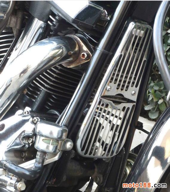 四气门摩托车发动机_改装04年雅马哈XVS1700美式重巡航机车_改装_技术维修_摩托车与配件网