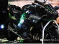 川崎马力巨兽H2/H2R国内首现 多图实拍