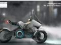 宝马又玩新概念,1150GEth电动摩托车设计图曝光