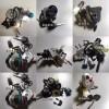 踏板车系列零部件,塑件,套件,摩托车套锁等各种零部件