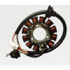 摩托车磁电机线圈和转子