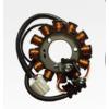 摩托车磁电机线圈与转子
