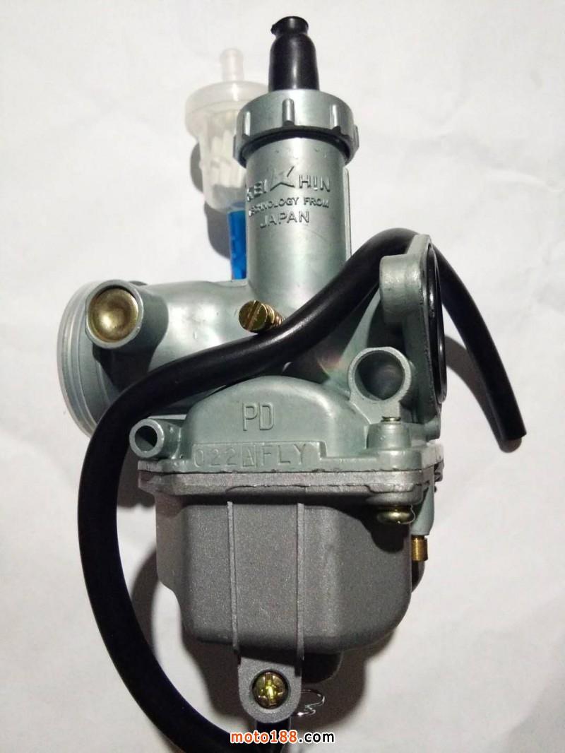 摩托车化油器漏油怎么办?