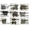 摩托车连杆、主副轴、曲轴及发动机配件