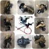 专业生产摩托杂碎车车桥、差速器总成、刹车鼓等摩配产品