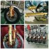 河南永声实业有限公司主要生产碟刹减震器