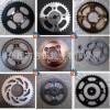专业生产摩托车链轮,精冲高质量链轮、半成品、45#链轮毛坯